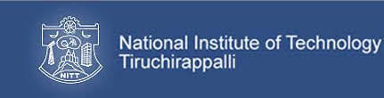 NIT Tiruchirappalli Recruitment 2017