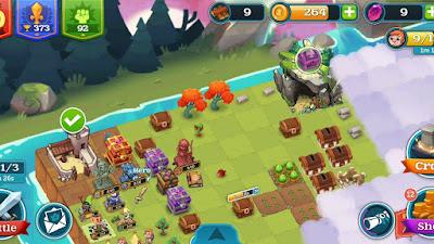 لعبة Merge Kingdom مهكرة جاهزة للاندرويد, لعبة Merge Kingdom مهكرة بروابط مباشرة