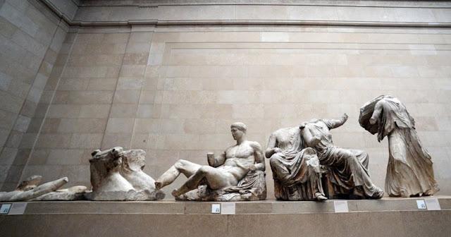 Προκαλεί ο Διευθυντής του Βρετανικού Μουσείου: Δεν ανήκουν στην Ελλάδα τα γλυπτά του Παρθενώνα
