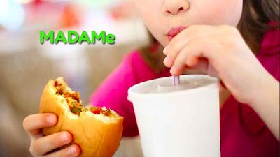 Kesan buruk makanan ringan kepada anak-anak