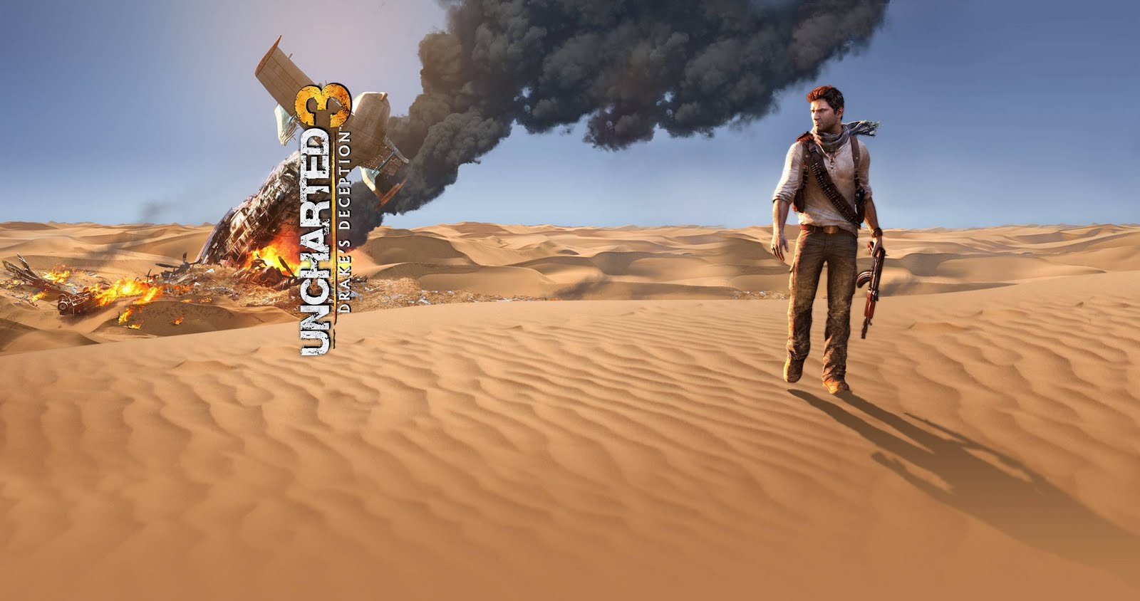 All New Pix1 Wallpaper Uncharted 3 Hd