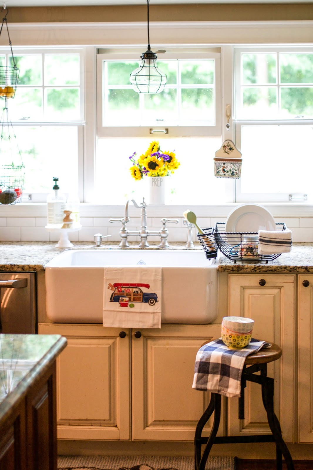 Split Level Kitchen Remodel Photos: Golden Boys And Me: Our Split-Level Summer Kitchen