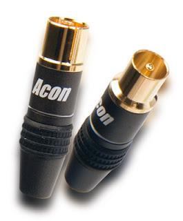 Konektor Kabel Coaxial