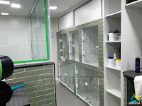 projeto arquitetura petway pet shop banho tosa canil