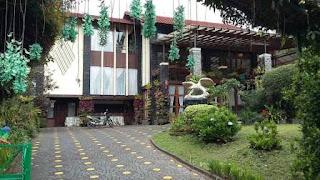Villa Gartik 6 Kamar Di Istana Bunga Lembang