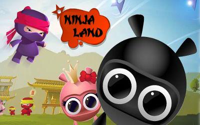 Ninja Land - Jeu d'Aventure / Énigmes sur PC