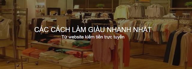 Cách làm giàu nhanh nhất từ website