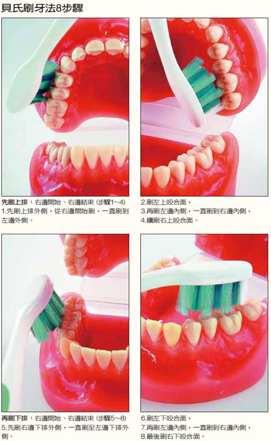 尋覓趣: 潔牙方法對 牙菌斑 bye bye