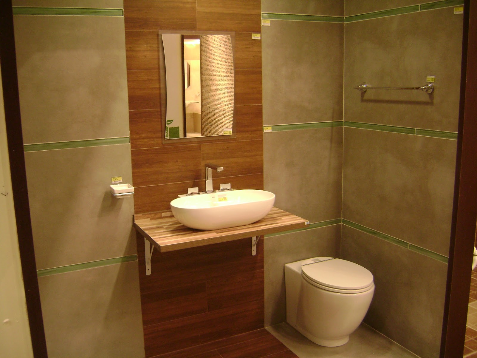 Richard hilario arquitetura projetos ambientes show room for Tappeti sala leroy merlin