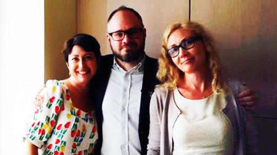 Kuva: Suomi Areena haastattelu, Anneli Auer / Tuomas Enbuske