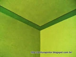 pintura de acabamento