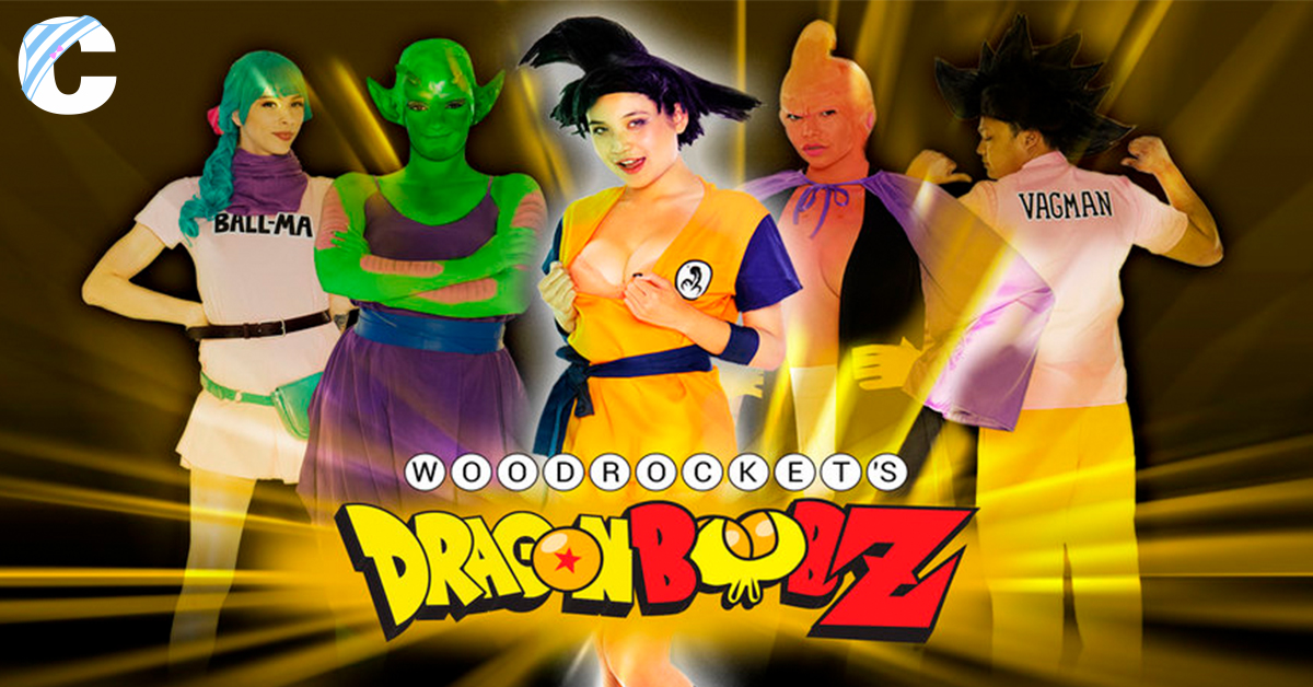 Dragon Boob Z - A paródia pornô de Dragon Ball Z