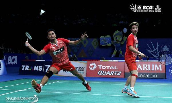 Final Indonesia Open Super Series Premier 2017
