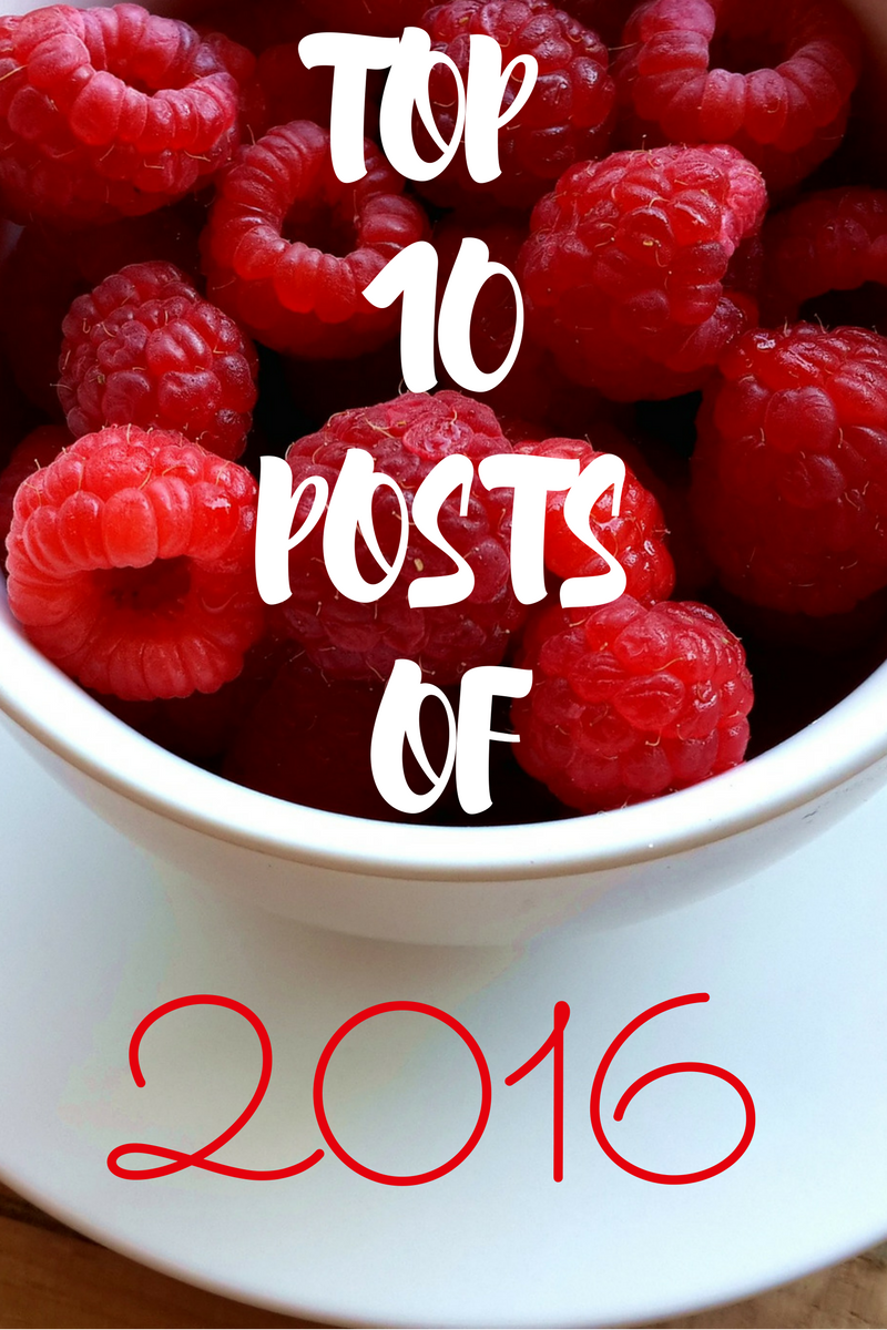 Top 10 Posts Of 2016: I Wasn't Expecting That!!