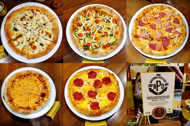 Buy One Get One Pizza Promo at CPK PH