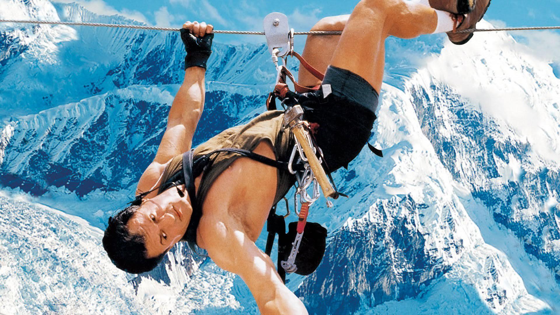 Cliffhanger :「ワイルド・スピード」シリーズから追放された大物プロデューサーのニール・モリッツが、スタローン隊長の山岳アクション映画「クリフハンガー」の女版リメイクを製作 ! !