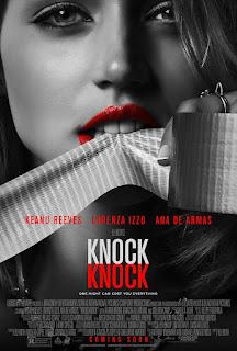 Knock Knock (2015) ล่อมาเชือด [Soundtrack บรรยายไทย]