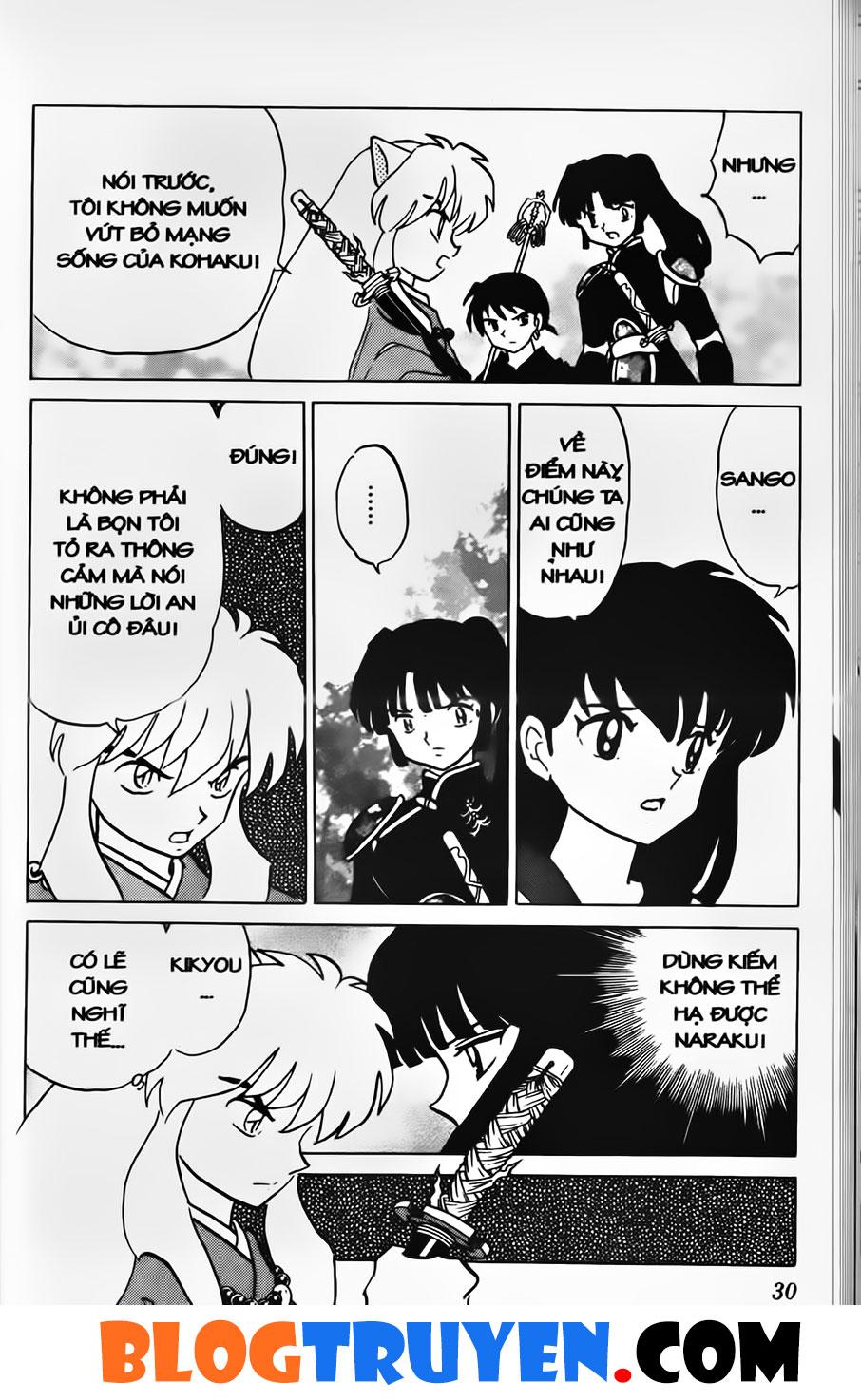 Inuyasha vol 39.2 trang 9