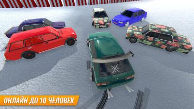 تحميل لعبة السباق والدريفت Russian Car Drift نسخة مود مهكرة