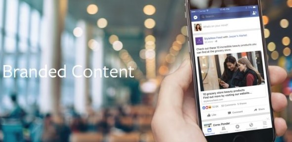 Facebook adds New Controls and Capabilities for Branded Content Marketers