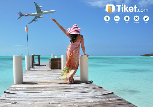 Tinuku Blibli.com acquired Tiket.com