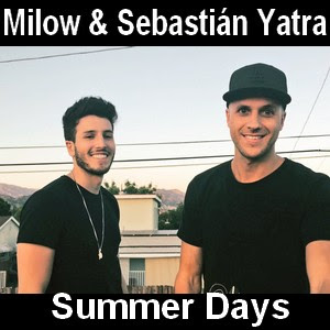 Milow, Sebastian Yatra - Summer Days chords