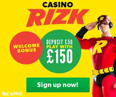 Double Speed Power Bar For The Weekend - Wheel of Rizk Casino