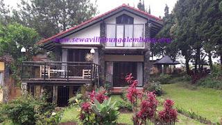 Sewa Villa Murah Di Komplek Istana Bunga Lembang