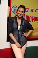 Sonakshi Sinha HQ Pics in Short Black Dress ~  Exclusive 07.jpg