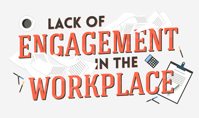Lack of Engagement in the Workplace