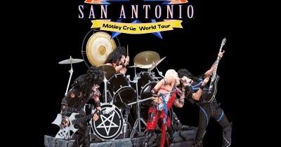 Woodymetal Motley Crue San Antonio 83