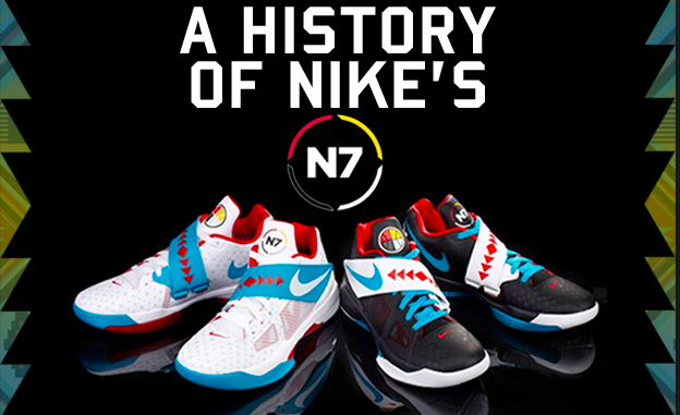 Native American Design Nike Shoes