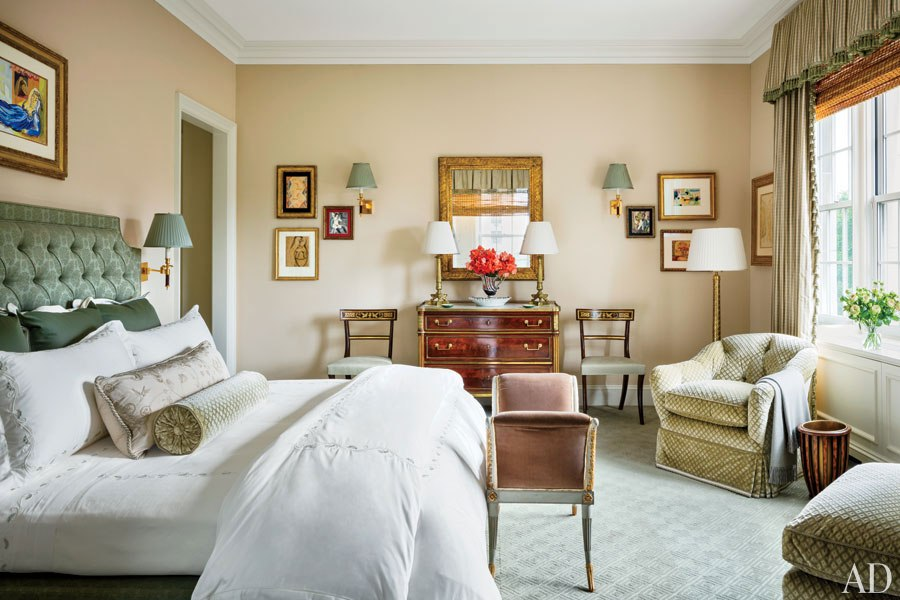 Interior Design Manhattan Apartment In The Pierre Hotel