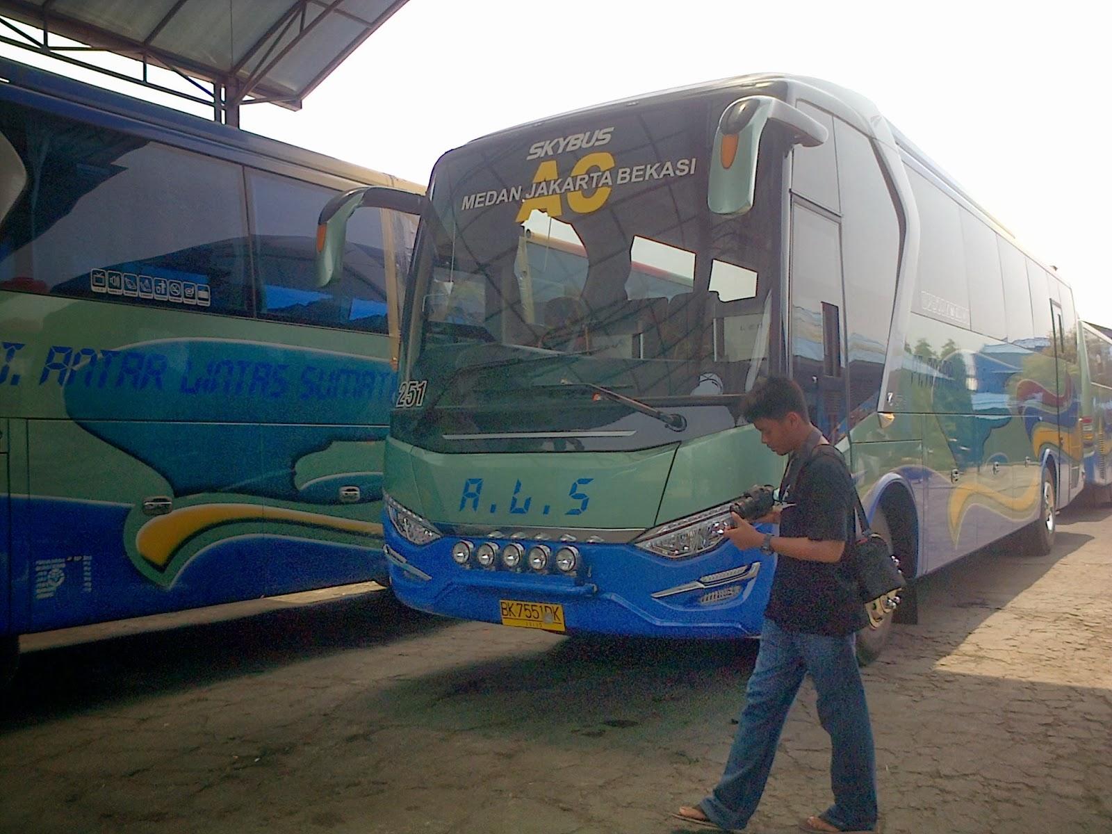 Bang Imam Berbagi Berapa Ongkos Bus Als Jakarta Medan