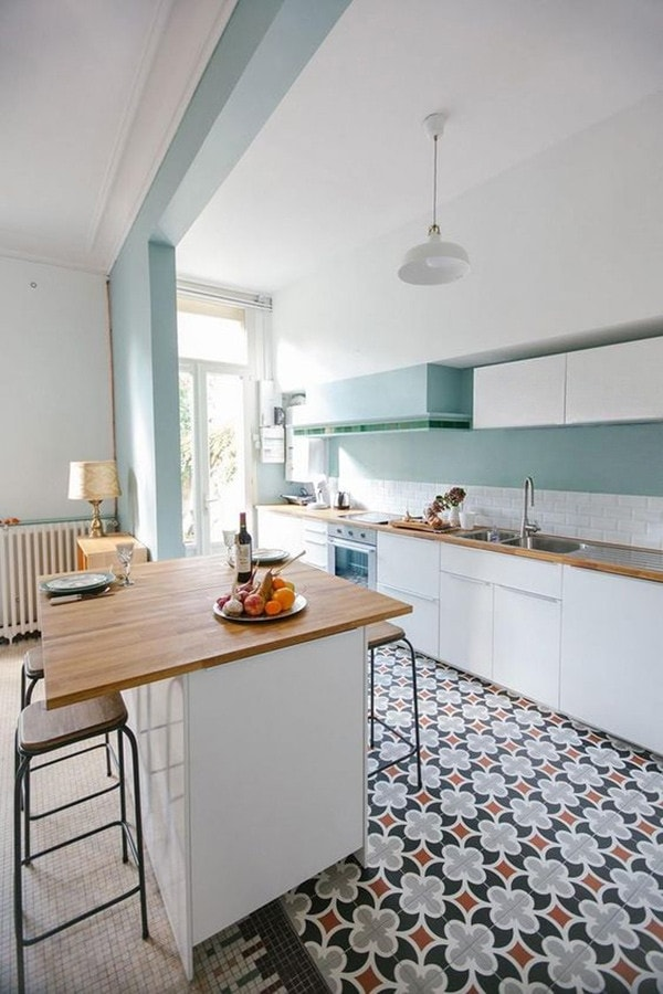 5 Proposals to Renovate the Kitchen With Little Money 5