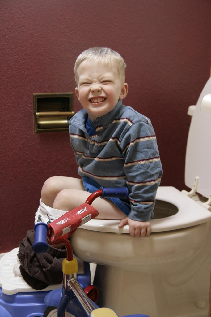 Montessori and Potty Training Boys
