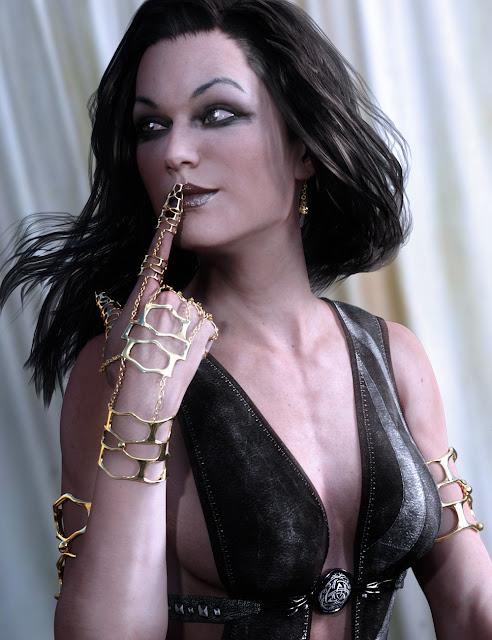 Zora's Treasures for Genesis 3 Female