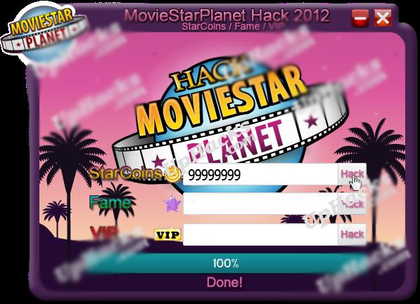 Movie star planet vip codes 2016 : Hacker film 2015
