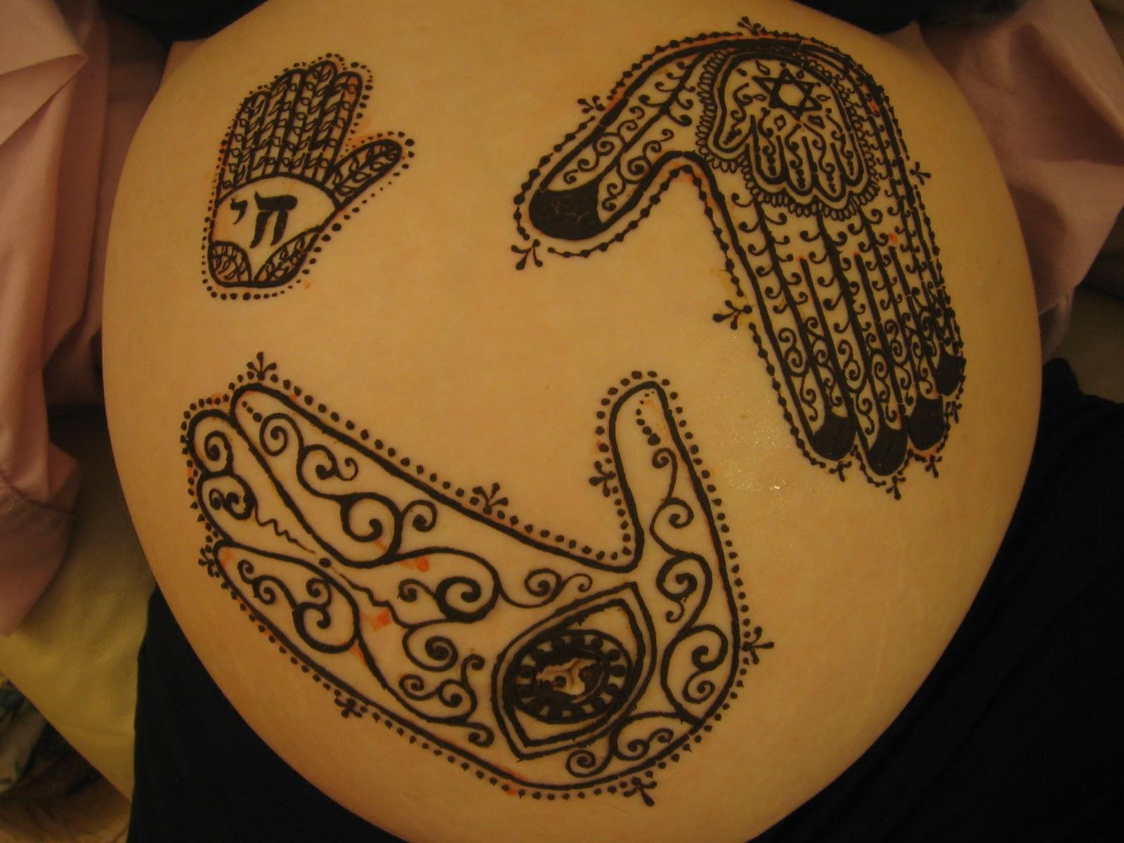 Henna Tattoo Haram: Koleksi Henna Huruf Arab Untuk Anda
