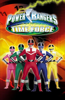 Power Rangers Time Force Episode 01-40 [END] MP4 Subtitle Indonesia
