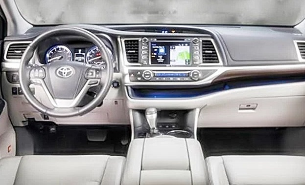 2018 Toyota Highlander Redesign Release Date And Specs Auto Toyota Review