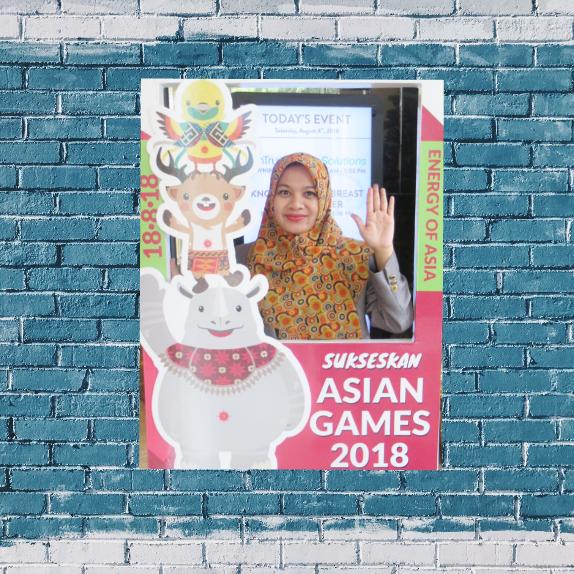 Dukungan Untuk Para Atlet di Ajang Asian Games 2018