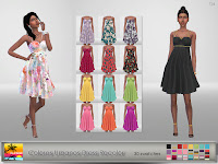 Colores Urbanos Dress Recolor