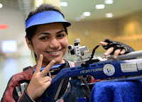 ISSF World Cup Finals Apurvi Chandela wins silver