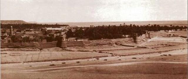 واحة وبلدة مرات في الوشم أحد مناطق نجد وكان مركزها مدينة شقراء الواقعة بين الرياض والقصيم 1945م