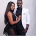 Photogist: Chris Attoh & Damilola Adegbite Celebrate Two Years Wedding Anniversary