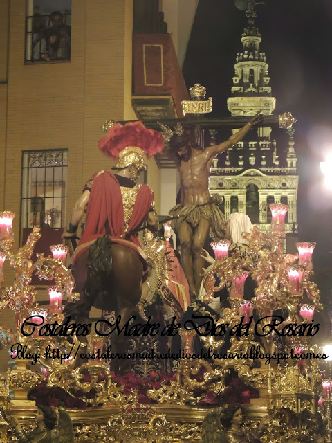 Imágenes de un Miercoles Santo en Sevilla