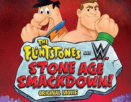 Contest: Flintstones WWE DVD Combo Pack