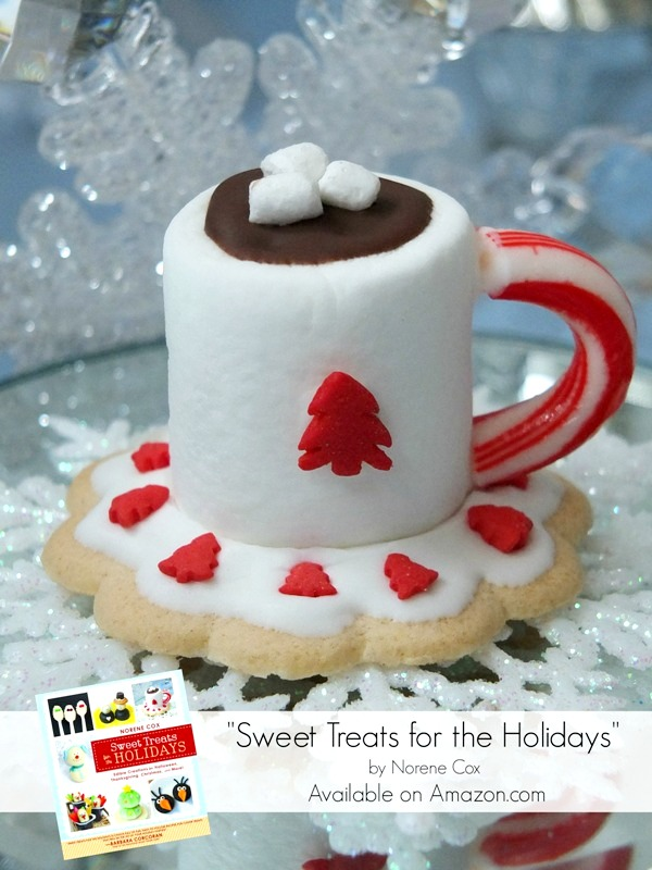 Hot Cocoa Marshmallow Cookies Recipes - via BirdsParty.com