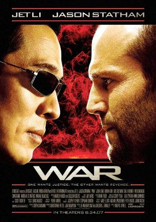 War 2007 Dual Audio English Hindi Tamil Telugu BRRip 720p